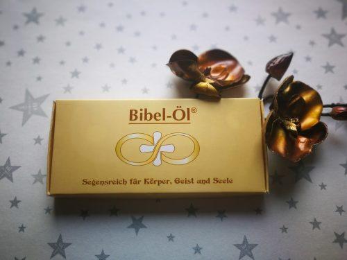 Bibelöl Tes-Set